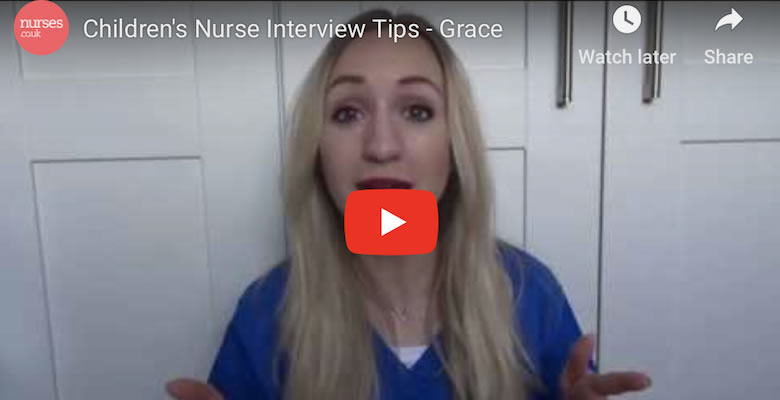 Interview tips by a qualified nurse