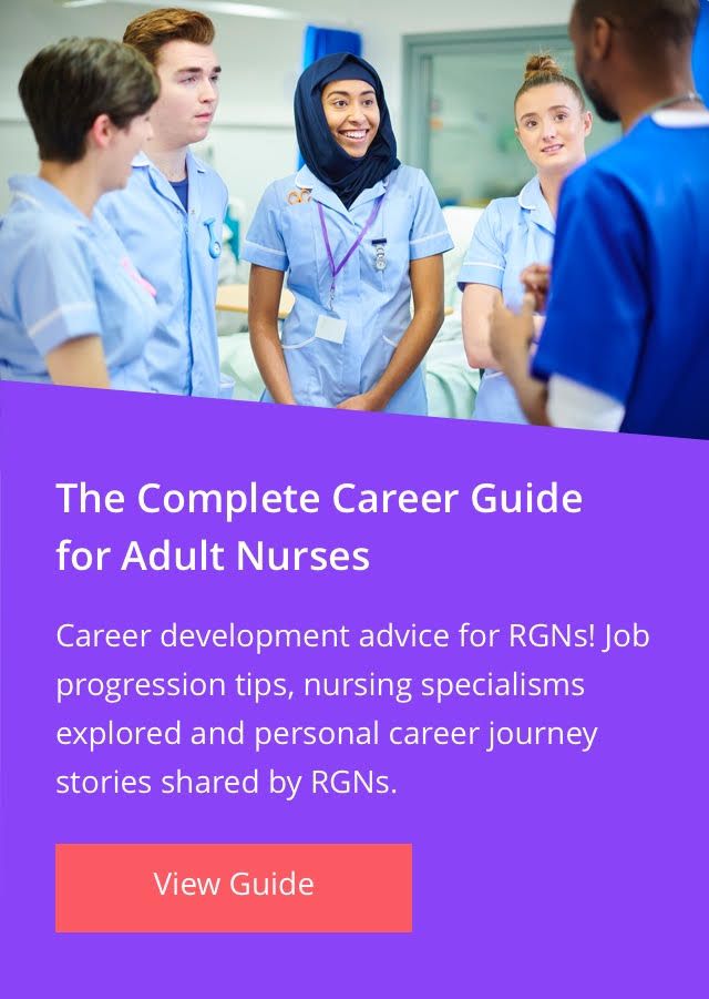 The Complete Career Guide for Adult Nurses