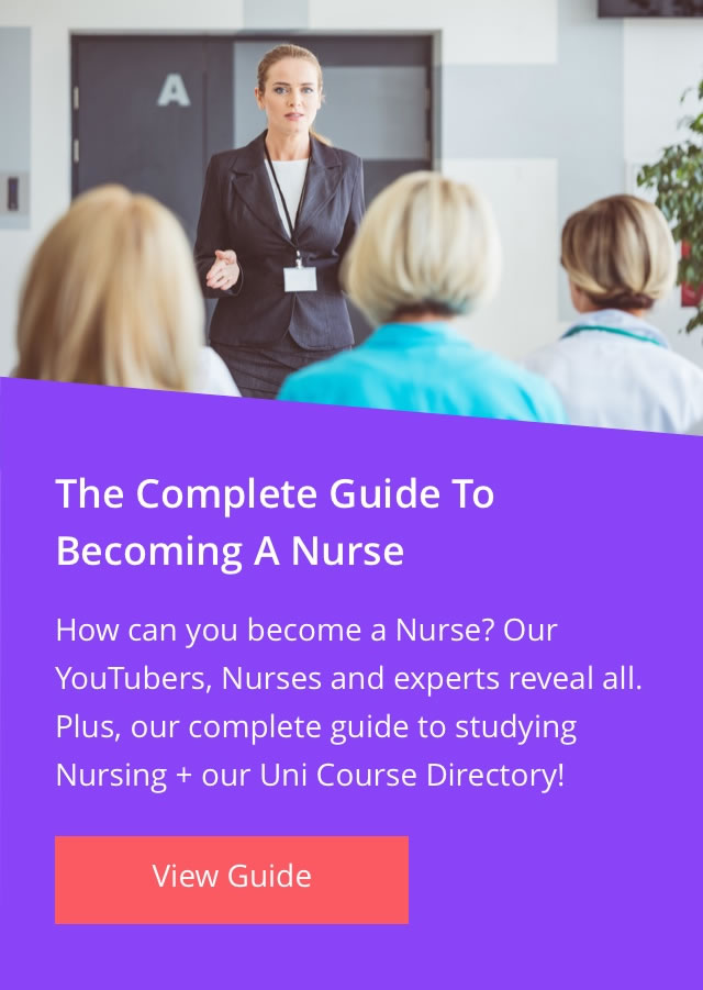 The Complete Guide To Becoming A Nurse